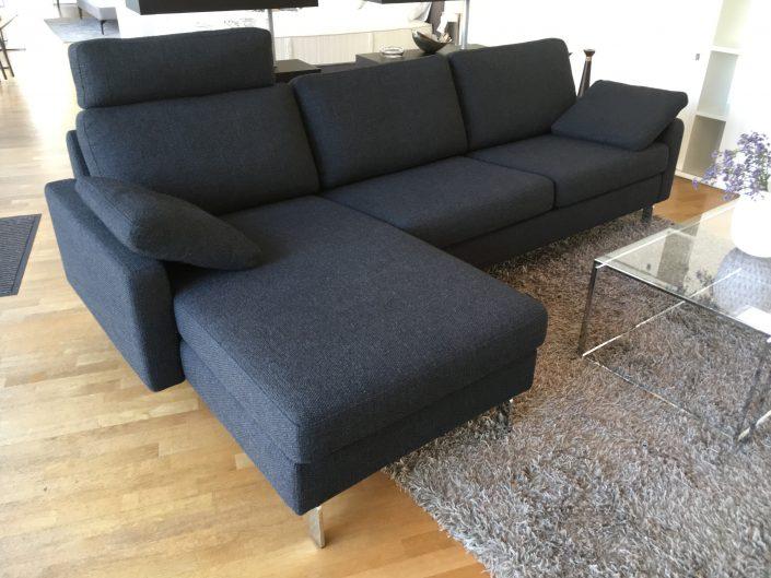 Sofa Conseta, COR, Ausstellungsstück, Sonderpreis, reduziert, Deggendorf, Straubing, Passau, Regensburg, München,